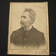 Coleccionismo de Revistas y Periódicos: REVISTA - NUEVO MUNDO - Nº 875 - 13 OCTUBRE 1910 - . Lote 25948980
