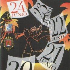 Coleccionismo de Revistas y Periódicos: ALICANTE, PROGRAMA HOGUERAS ELECCION DE LA BELLESA DEL FOC 2009, FOGUERES. Lote 27603449