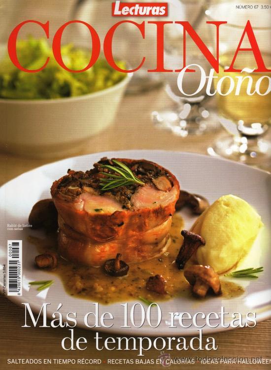 lecturas cocina oto o n 67 mas de 100 receta comprar