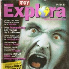 Coleccionismo de Revistas y Periódicos: MUY EXTRA ,EXPLORA VERANO 1997 N 3 . Lote 27611400