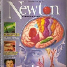 Coleccionismo de Revistas y Periódicos: NEWTON, N8 DICIEMBRE 1998. Lote 26202461