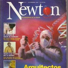 Coleccionismo de Revistas y Periódicos: NEWTON, N7 NOVIEMBRE 1998. Lote 26202489