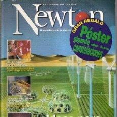 Coleccionismo de Revistas y Periódicos: NEWTON, N5 OCTUBRE 1998. Lote 26202538