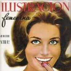 Coleccionismo de Revistas y Periódicos: ILUSTRACION FEMENINA .NUMERO EXTRA DICIEMBRE 1962. Lote 26230506