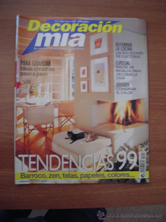 Revista decoracion mia n 4 enero febrero 19 comprar for Mia decoracion
