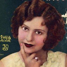 Coleccionismo de Revistas y Periódicos: MARIA ALBA 1930 HOJA PORTADA REVISTA. Lote 26290842