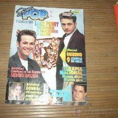Coleccionismo de Revistas y Periódicos: REVISTA SUPER POP ABRIL, 1992. Lote 26453802