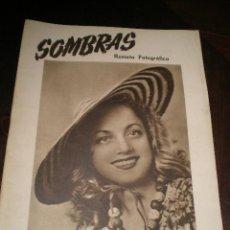 Coleccionismo de Revistas y Periódicos: REVISTA FOTOGRAFICA SOMBRAS - Nº 49 - AÑO 1948. Lote 26463217