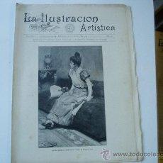 Coleccionismo de Revistas y Periódicos: LA ILUSTRACIÓN ARTISTICA 19 JUNIO 1899 Nº 912 .16 PAGINAS . Lote 26555572
