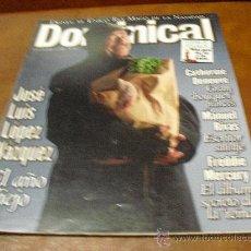 Coleccionismo de Revistas y Periódicos: REV DOMINICAL 12/1996 J.L. LOPEZ VAZQUE-RPTJE,FREDDIE MERCURY,CATHERINE DENEUVE,MANUEL RIVAS.. Lote 26633213