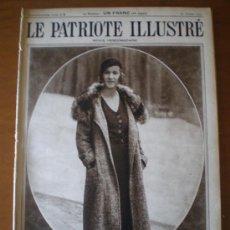 Coleccionismo de Revistas y Periódicos: LE PATRIOTE ILLUSTRE Nº 9 (28/02/32) CATEDRAL VALENCIA ICONOCLASTAS SACRILEGIO . Lote 26752906