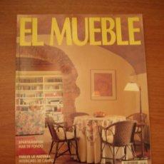 Coleccionismo de Revistas y Periódicos: REVISTA EL MUEBLE , Nº 374 - COCINAS PARA VIVIR . Lote 26951695
