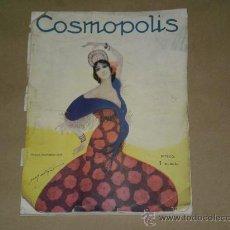 Coleccionismo de Revistas y Periódicos: REVISTA COSMOPOLIS / AÑO IV - Nº 33 / SEPTIEMBRE DE 1930 / 98 PÁGINAS / ILUSTRADA. Lote 27011780