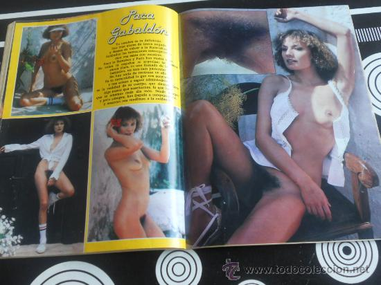 Revista Lib Nº 85 Año 1978 Paca Gabaldon Sand Vendido En Venta