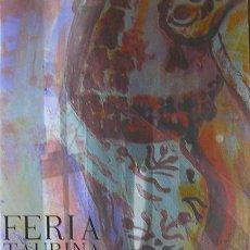 Coleccionismo de Revistas y Periódicos: ALICANTE, REVISTA FERIA TAURINA FOGUERES SANT JOAN 2008-50 PAGINAS, MUY ILUSTRADA. Lote 27486153