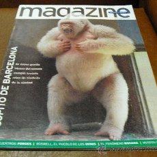 Coleccionismo de Revistas y Periódicos: REV MAGAZINE 10/1996 COPITO..RPTJE.ROSWELL Y LOS OVNIS, FENOMENO ROSANA, FORGES,. Lote 30484231