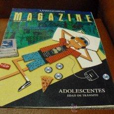 Coleccionismo de Revistas y Periódicos: REV.MAGAZINE 7/1995 ADOLESCENTES AMPLIO RPTAJE.MAR ROJO,MONTSE GUALLAR,MICK JAGGER,COSTA CATALANA. Lote 27763968