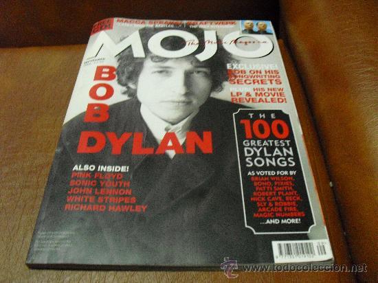 REV -- 9/2005 -.MOJO -THE MUSIC MAGAZINE AMPLIO RPTJE.BOB DYLAN, THE BEATLES, (Coleccionismo - Revistas y Periódicos Modernos (a partir de 1.940) - Otros)