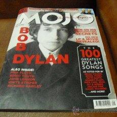 Coleccionismo de Revistas y Periódicos: REV -- 9/2005 -.MOJO -THE MUSIC MAGAZINE AMPLIO RPTJE.BOB DYLAN, THE BEATLES,. Lote 27764030