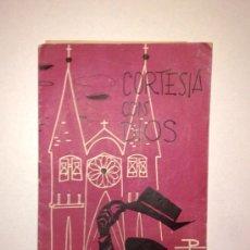 Coleccionismo de Revistas y Periódicos: FOLLETOS P.P.C, PROPAGANDA POPULAR CATOLICA, Nº17, JULIO 1956. Lote 27813209