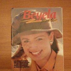 Coleccionismo de Revistas y Periódicos: REVISTA BEYELA PARA TI . Lote 27803770