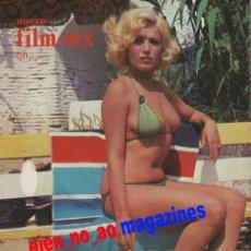 Coleccionismo de Revistas y Periódicos: NUEVO FILM SEX Nº 9 AGATA LYS~LA NUEVA MARILYN~VERONICA MIRIEL~CELIA TORRES~SILVIA SOLAR. Lote 29447033