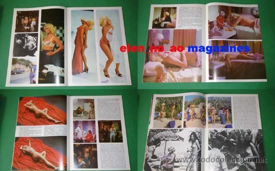 Coleccionismo de Revistas y Periódicos: Nuevo FILM SEX nº 9 AGATA LYS~LA NUEVA MARILYN~Veronica Miriel~Celia Torres~Silvia Solar - Foto 2 - 29447033