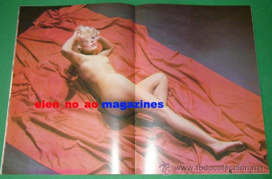 Coleccionismo de Revistas y Periódicos: Nuevo FILM SEX nº 9 AGATA LYS~LA NUEVA MARILYN~Veronica Miriel~Celia Torres~Silvia Solar - Foto 3 - 29447033