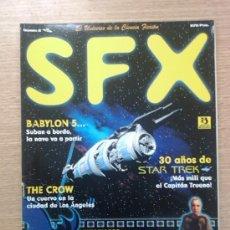 Coleccionismo de Revistas y Periódicos: SFX (CINE DE CIENCIA FICCION) #2. Lote 27852706