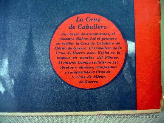 Coleccionismo de Revistas y Periódicos: REVISTA, SIGNAL, 1º NUMERO DE JULIO 1942, Nº 13 - Foto 3 - 27863459
