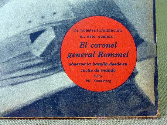 Coleccionismo de Revistas y Periódicos: REVISTA, SIGNAL, 1º NUMERO DE JULIO 1942, Nº 13 - Foto 4 - 27863459
