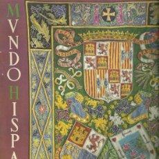 Coleccionismo de Revistas y Periódicos: REVISTA MUNDO HISPANICO Nº 79 AÑO 1954 ZARAGOZA PARA EL FUTURO.. Lote 27922300