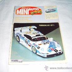 Collezionismo di Riviste e Giornali: MINIAUTO Nº 17: RENAULT 4CV DE SLOT. PORSCHE 911 GT 1 . ESPECIAL NUREMBERG. M.R.R.C. ( 2ª PARTE). Lote 27976728