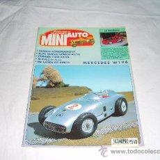 Collezionismo di Riviste e Giornali: MINIAUTO Nº 16: MERCEDES W1 96. MCLAREN DE NINCO. M.R.R.C. (2ªPARTE). FERRARI F355. ALFA ROMEO SPID. Lote 27976750