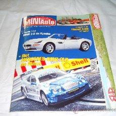 Collezionismo di Riviste e Giornali: MINIAUTO Nº 52: BMW Z-8. VINTAGE CARS. MERCEDES-BENZ CLK DE NINCO. Lote 28016720