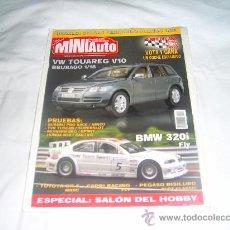 Collezionismo di Riviste e Giornali: MINIAUTO Nº 88: SUBARU PRO RACE. HONDA NSX. TVR TUSCAN. BMW 320I. TOYOTA GR.5. PEGASO BISILURO. Lote 28032599