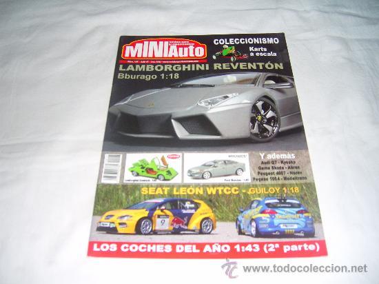 Miniauto Nº 127 Lamborghini Reventon Seat Leo Buy Other Modern