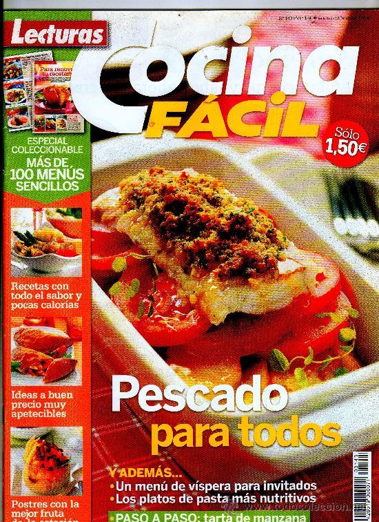 revista cocina f cil n 143 68 p ginas comprar otras