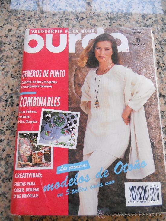 Hacer Revista Revista BurdaPatrones Para Ropa BurdaPatrones KJlcT31uF