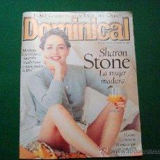 Coleccionismo de Revistas y Periódicos: SHARON STONE. . Lote 28175725