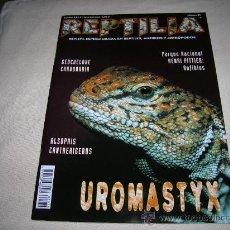 Coleccionismo de Revistas y Periódicos: REVISTA REPTILIA Nº 34 , ABRIL 2002. Lote 28182603