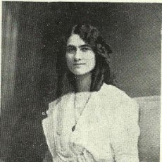 Coleccionismo de Revistas y Periódicos - Srta. María Luisa Sanjurjo, pianista premio del Conservatorio de Madrid - 1913 - 28241620
