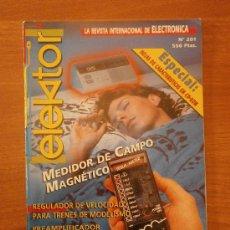 Coleccionismo de Revistas y Periódicos: REVISTA ELEKTOR Nº 201. Lote 28245438