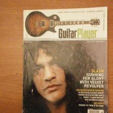 Coleccionismo de Revistas y Periódicos: REVISTA GUITAR PLAYER - Nº 6 - . Lote 28272855