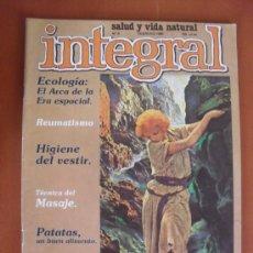 Coleccionismo de Revistas y Periódicos: REVISTA INTEGRAL Nº 9 -- 1978 *. Lote 28328972