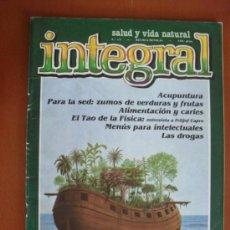 Coleccionismo de Revistas y Periódicos: REVISTA INTEGRAL Nº 13 -- 1980 *. Lote 28329011