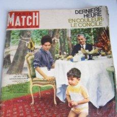 Coleccionismo de Revistas y Periódicos: PARÍS Y MATCH. AÑO 1962. EN FRANCÉS.. Lote 28363917