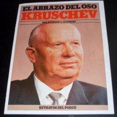 Coleccionismo de Revistas y Periódicos: SEPARATA DE REVISTA MAGAZINE - OCTUBRE 1980 - KRUSCHEV. Lote 28375725