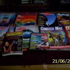 Coleccionismo de Revistas y Periódicos: LOTE DE REVISTAS VARIADAS SOBRE INVESTIGACIÓN CIENTÍFICA. Lote 28383962