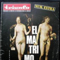 Coleccionismo de Revistas y Periódicos: REVISTA TRIUNFO NUM. 464, 24 ABRIL 1971. Lote 28390825